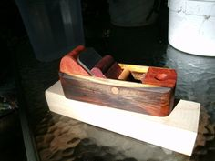 Hand Plane made at a workshop