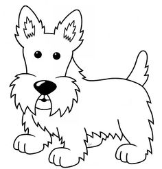 Dog embroidery Patterns