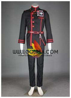 D Grayman Allen Walker S3 Cosplay Costume