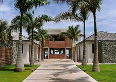 St Barts Oceanfront home ~ A Girl Can Dream :) & one day that dream WILL come true!!! I will be living by the beach & hopefully will be living beach front :)