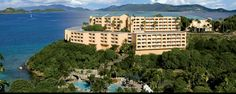 Sugar Bay Resort & Spa is situated in a hillside at the northeastern end of St. Thomas in the U.S Virgin Islands.