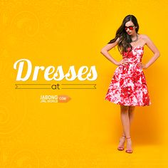 Click here- http://goo.gl/pQJ2h6http://www.jabongworld.com/women/dresses.html?dir=desc&order=bestsellers?utm_source=ViralCurryOrganic&utm_medium=Pinterest&utm_campaign=WomenDresses-28-july2015 & open the collection in front of you, and then we'll talk! #Dress #Fashion