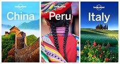 Are you Amazon Prime member? Several Lonely Planet travel guides are available in Prime Reading!