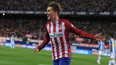 Antoine Griezmann A Potential £60million Target For Manchester United In The January Transfer