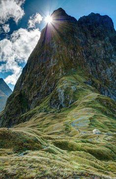 Milford Sound, South Islands, New Zealand