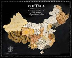 China aus Nudeln