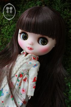 My Custom Commission Middie Blythe Doll. | Flickr - Photo Sharing!