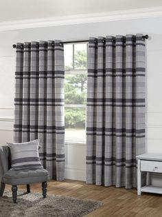 Serenity Ready Made Eyelet Curtains