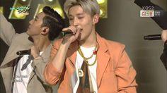 151218 KBS 뮤직뱅크 (MusicBank) : B.A.P - Be Happy [MemoryLane]