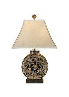 FLOWER DRUM LAMP