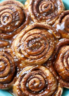 Whole Wheat Cinnamon Rolls [Fit Mitten Kitchen]