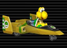 Koopa Troopa (Light Weight) Blue Falcon Mario Kart Characters, Super Mario, Bike, Toys, Friends, Bicycle, Activity Toys, Amigos, Clearance Toys