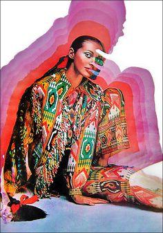 Harper's Bazaar, late 60s