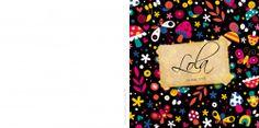 Geboortekaart Lief Geboortekaartje Herfst Paddestoel Lola | JutenJul Design