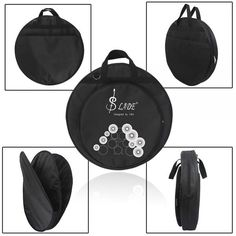 A, Cymbal Bag Black LADE Round Waterproof Parts & Accessories: Bid: 31,59€ (£27.86) Buynow Price 31,59€ (£27.86) Remaining 09 days 23 hrs…
