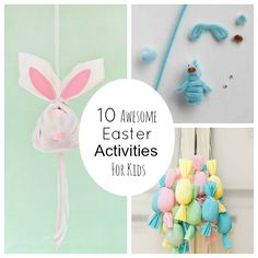 10 Easter Activities to do with Kids