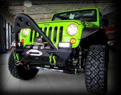 For Sale: Tricked out 2012 #Jeep #Wrangler #Gecko - Image courtesy: Derrick Dodge Chrysler Jeep Ram in Edmonton, Alberta