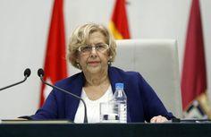 Carmena comunicará mañana a Hacienda cómo cumplirá con la regla de gasto