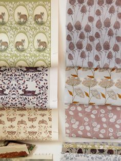 Rosemary Milner Fabric