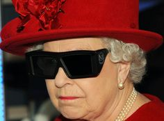 10 Photos That Prove That Her Majesty Is Officially The Queen Of Sass | Secret_LDN