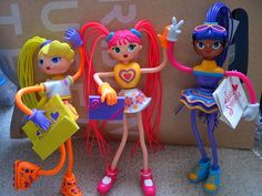Betty spaghetti I had the one with Blonde hair!!:)