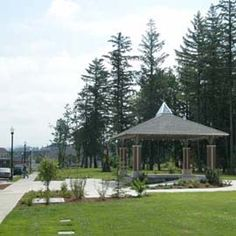 Fairview, Oregon- this is where I live.  About 14 miles East of Downtown Portland.  This is the park in Fairview Village.