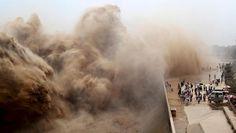 … eine Maßnahme der chinesischen Regierung, mit der Mensch und Natur vor Hochwasser bewahrt werden sollen. Jedes Jahr im Juli … - RTR