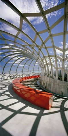 Webb Bridge at Docklands, Melbourne, Australia by Denton Corker Marshall Architects :: footbridge Melbourne Trip, Melbourne Australia, Vic Australia, Western Australia, Amazing Architecture, Landscape Architecture, Architecture Design, Melbourne Victoria, Victoria Australia