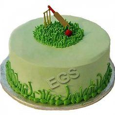 26 Best Cricket Cake Images Cricket Birthday Cake