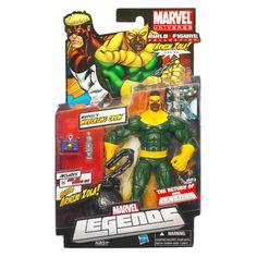 "MARVEL/'S WRECKING CREW Marvel Legends 6/"" Figure Variant Series 2 Arnim Zola Head"