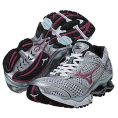 new style d4ba0 ef222 Mizuno Women s Wave Creation 13. Up until now my supination and high arches  relegated me