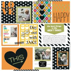 Stampin' Up!  Everyday Adventure Project life Download