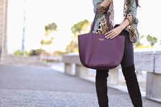 GiGi New York   Wine Tori Tote Bag   Connnie Tang Fashion Blog   get it at Arco Avenue