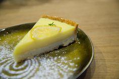 Mountain Cafe - 法式杏仁檸檬塔 - #Dessert
