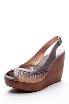 Fiel Manus Wedge Sandal on HauteLook