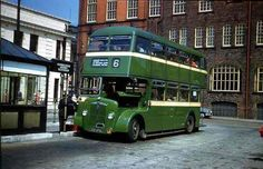 SHMD Manchester to Glossop service at Lwr Moseley street Bus station.  This service was jointly run by Ashton Corporation, Manchester corporation & Stalybridge Hyde Mossley and Dukinfield bus company