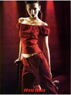 Miu Miu | Spring 1998 - zora starr - ph: glen luchford