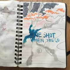 One shot when you go (oh no) - - - - - - - -