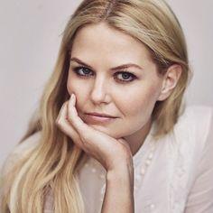 Jennifer Morrison for Elle Magazine