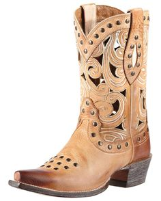 Won't wear anything other than Ariats. Ariat Women's Paloma Boot - Oak Barrel
