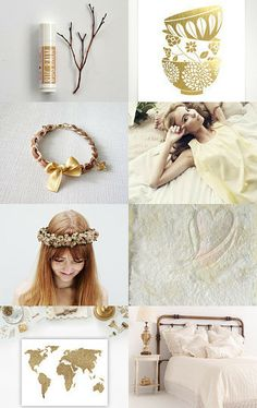 Golden Summer by April Kitcho-Lucero on Etsy--Pinned with TreasuryPin.com