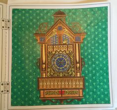 The Time Garden: A Magical Journey and Coloring Book (Time Series): Daria Song: 9781607749608: Amazon.com: Books