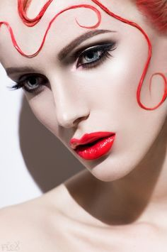 Red Curves by Stanislav Istratov - Photo 103884223 - 500px