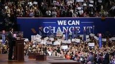 They can chance it. But America can't! Vote Obama 2012