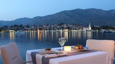 Hotel Croatia Cavtat Dining and Leisure | Adriatic Luxury Hotels