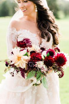 Wedding Gallery — Flourish Flower Farm Camp Wedding, Country Club Wedding, Forest Wedding, Autumn Wedding, Wedding Reception, Dream Wedding, Blush Bridesmaid Dresses, Bridesmaid Bouquet, Asheville