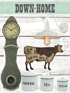 My farmhouse favorites and where to get them!