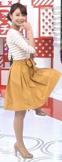 「あさチャン!」でおなじみ、うがっきーこと、TBS女子アナの宇垣美里(うがき みさと)アナ!