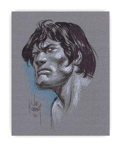 Joe Kubert - Tarzan  Comic Art