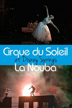 La Nouba, Cirque du Soleil's captivating show at Disney Springs in Walt Disney World, features several new acts. Find out what to look for and tips for visiting the show.